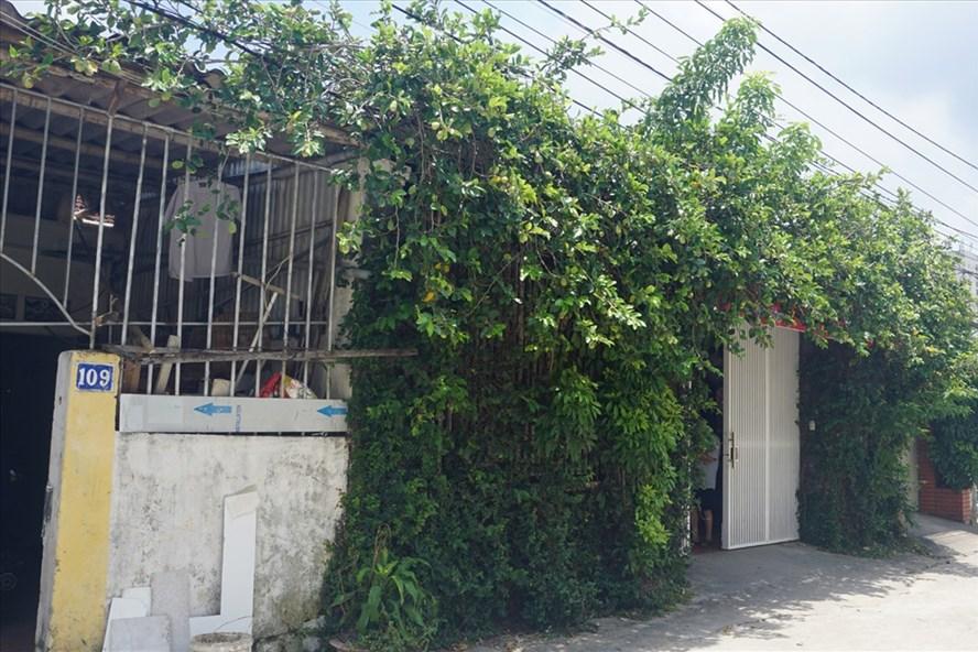 105 hộ dân ở khối 3, phường Cửa Nam (TP. Vinh) mòn mỏi chờ được tái định cư. Ảnh: PV
