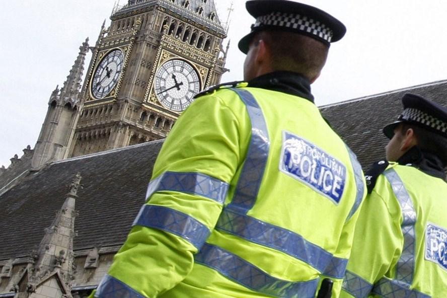 Cảnh sát thành phố Manchester (Anh) - Ảnh: AP