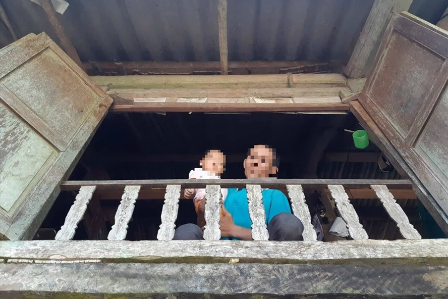 """Nhiều người dân ở xã Kim Thượng đang vô cùng hoang mang trước thông tin """"cơn lốc"""" HIV tràn qua. Ảnh: Đ.T"""