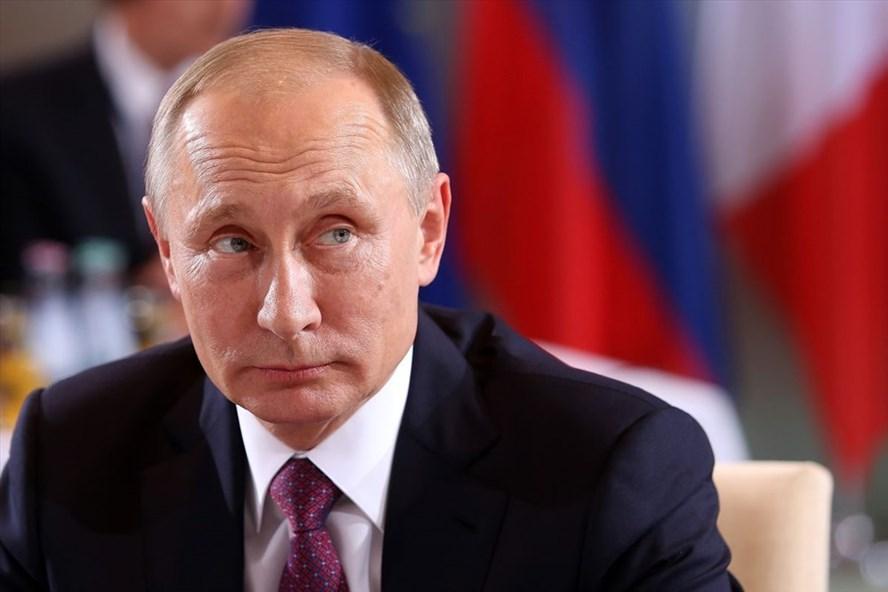 Tổng thống Vladimir Putin. Ảnh: Vox