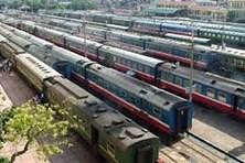 Đường sắt đồng loạt tăng chuyến đón cao điểm 2.9