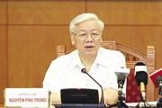 Tổng Bí thư Nguyễn Phú Trọng: Xử lý tham nhũng không có vùng cấm, không có ngoại lệ