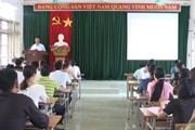 Sơn La: LĐLĐ huyện Quỳnh Nhai tập huấn nghiệp vụ cho cán bộ công đoàn