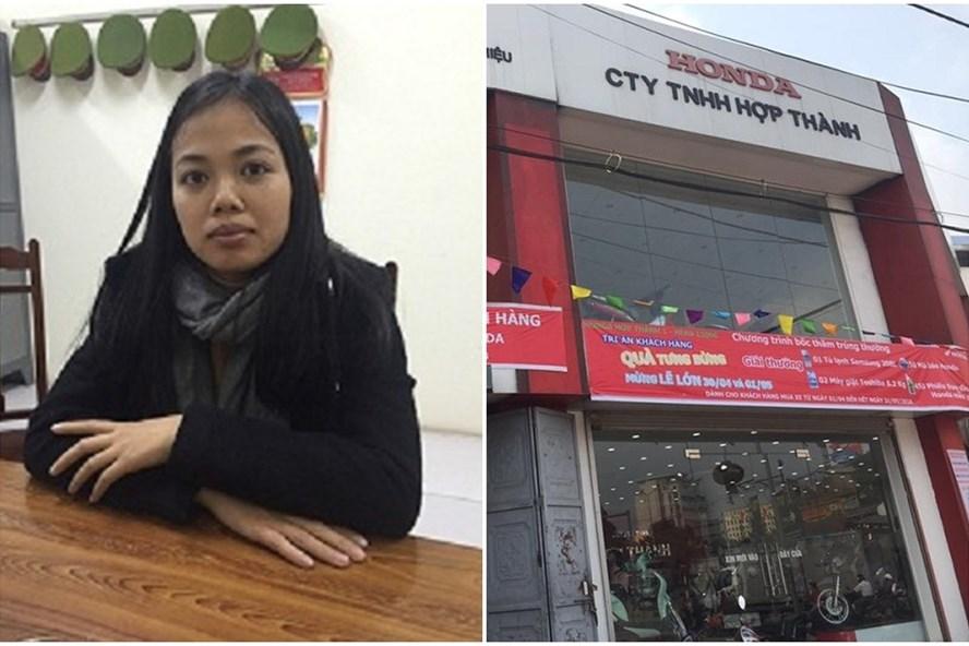 Nữ quái Vũ Thị Thanh Hương