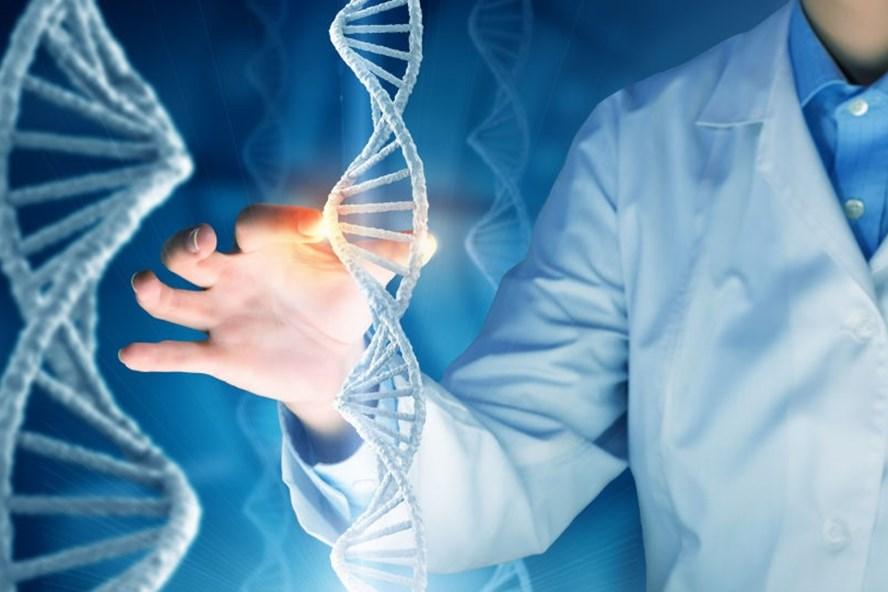 Chuỗi ADN (DNA sequencing) của người - Ảnh: Fotolia/Sergey Nivens