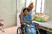 Hình ảnh mới nhất của diễn viên Mai Phương khi bệnh chuyển biến xấu