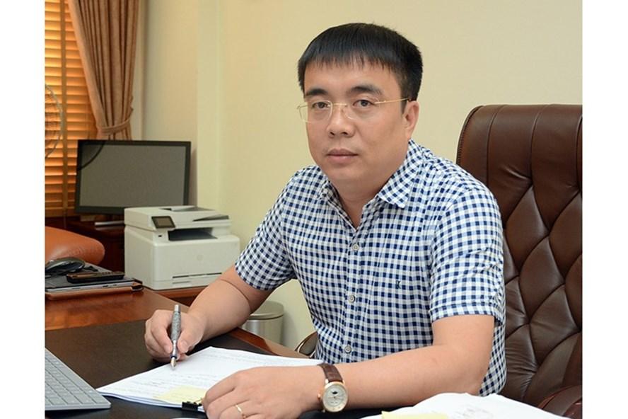 Ông Trần Tú Khánh - Vụ trưởng Vụ Kế hoạch Tài chính, Bộ GDĐT. Ảnh: NV