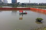 Chuyên gia Nhật bắt đầu xử lý nước các hồ ô nhiễm thải ra vịnh Hạ Long