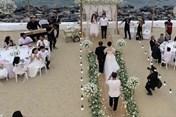 Trường Giang đi dép tổ ong về quê Nhã Phương thắp hương tổ tiên sau lễ đính hôn