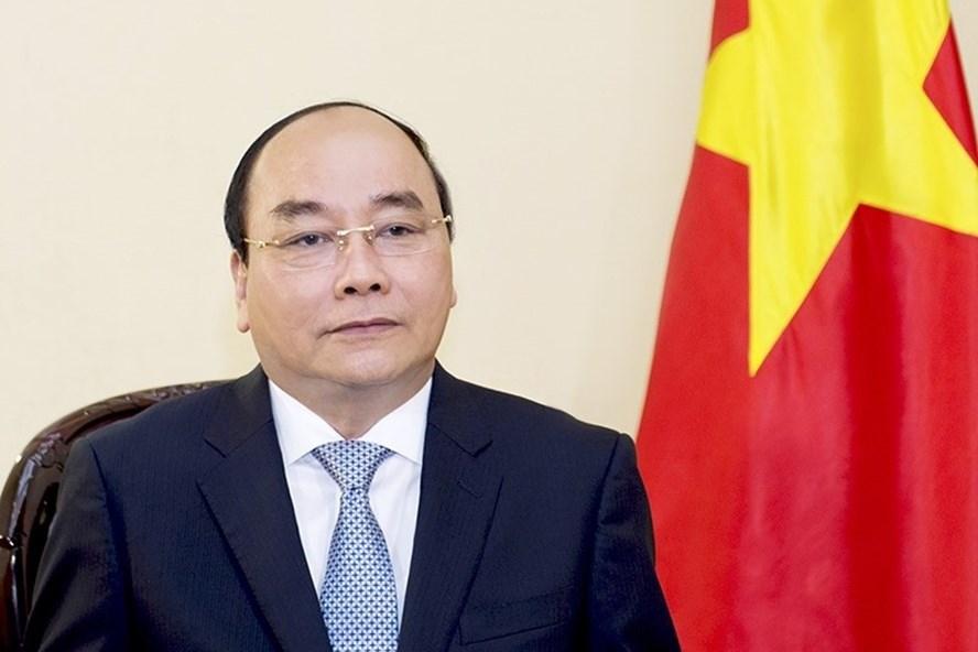 Thủ tướng Nguyễn Xuân Phúc. Ảnh: Chinhphu.vn