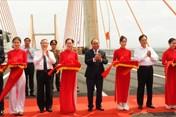 Thủ tướng phát lệnh thông xe cao tốc Hạ Long – Hải Phòng