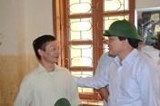 Bộ trưởng Phùng Xuân Nhạ thăm trường vùng cao tan hoang vì lũ trước ngày khai giảng