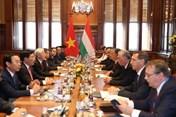 Việt Nam - Hungary nâng cấp quan hệ lên Đối tác toàn diện