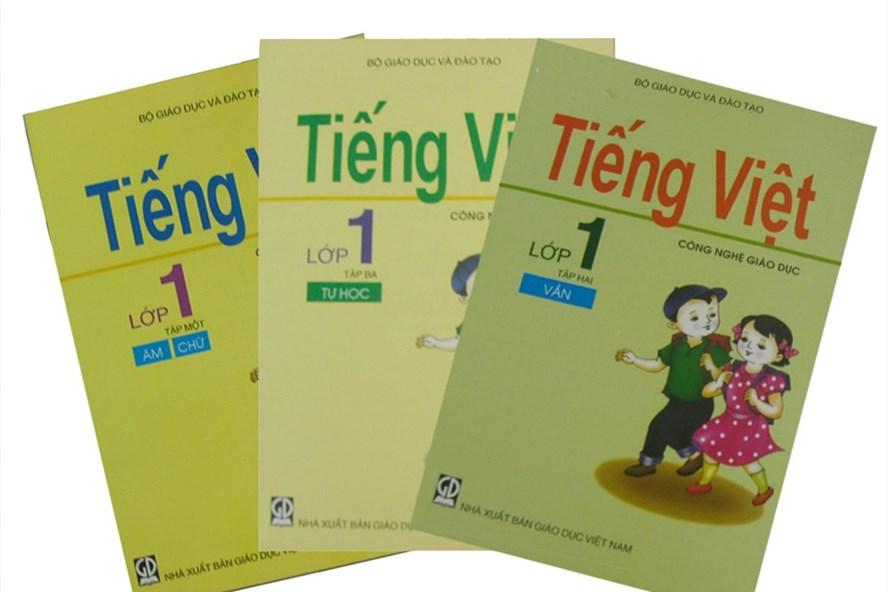 Tài liệu Tiếng Việt 1-Công nghệ giáo dục của GS Hồ Ngọc Đại.