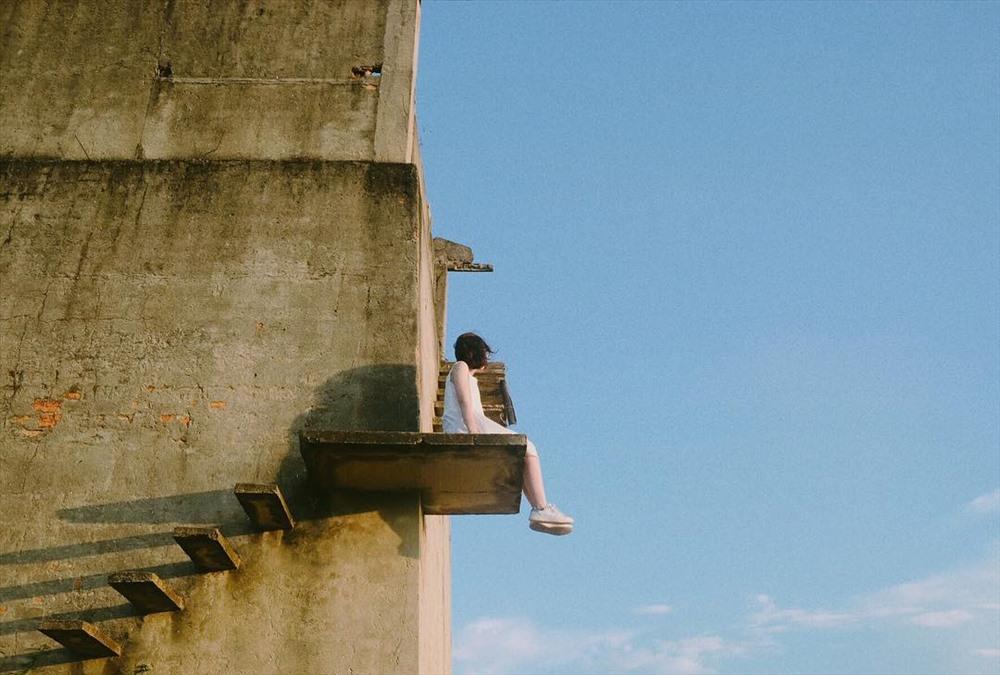 """""""Nấc thang"""" dẫn lối vào """"thiên đường sống ảo"""". Ảnh: instagram"""