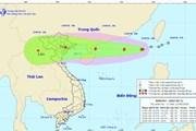 """Siêu bão Mangkhut giật cấp 16 """"chồng"""" bão số 5 Barijat: Cần các biện pháp ứng phó đặc biệt"""