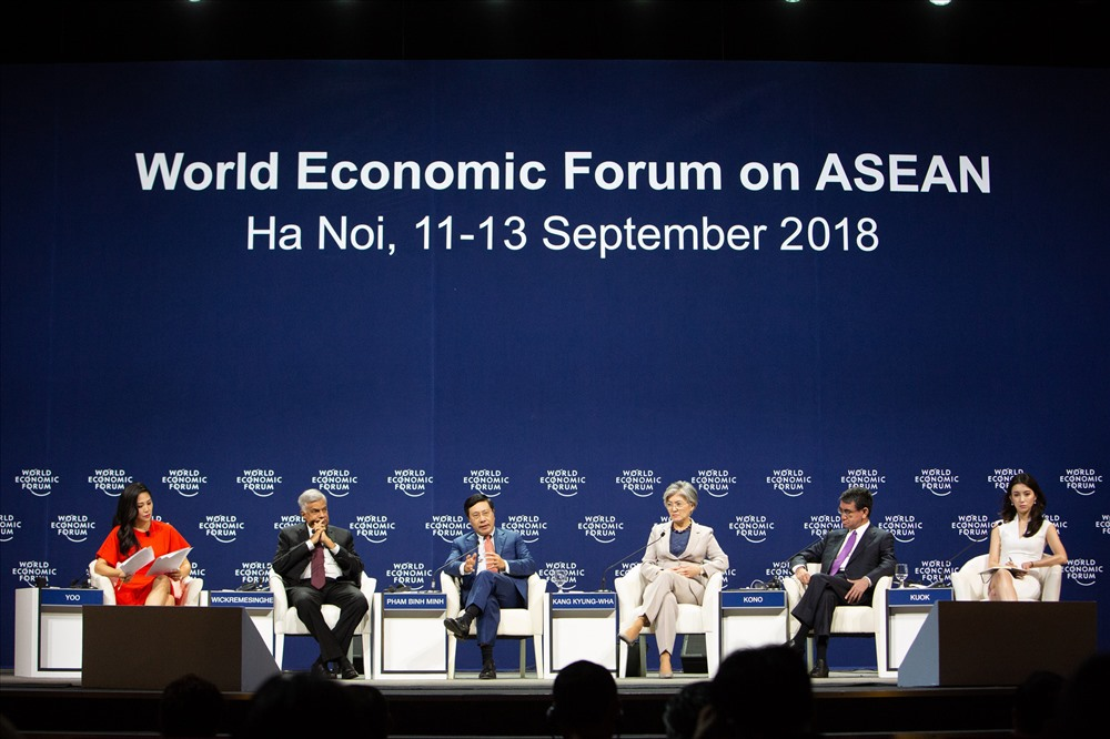 Image result for wef asean 2018