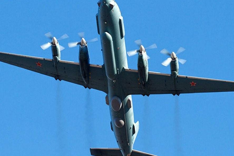 Máy bay Nga biến mất khỏi radar khi Syria bị không kích. Ảnh: Sputnik.