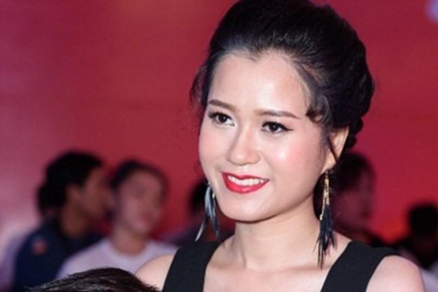 Diễn viên Lâm Mỹ Dạ.