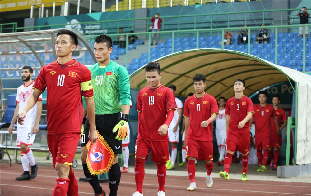 ĐT Việt Nam sẽ nhận được số tiền hỗ trợ kỉ lục từ BTC khi tham dự VCK Asian  Cup 2019. Ảnh: Đ.Đ