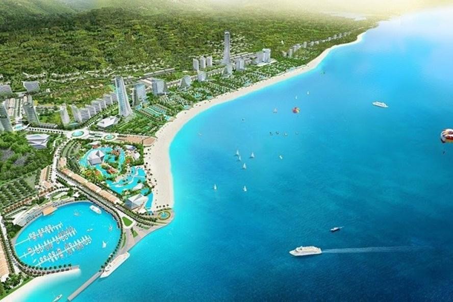 Dự án Sonasea Vân Đồn Harbor City - đẳng cấp 5 sao quốc tế tại Vân Đồn Quảng Ninh.