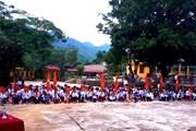 Tiếng trống trường muộn sau lũ dữ tại huyện Mường Lát