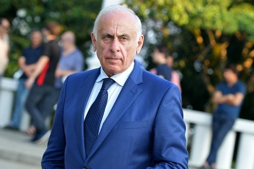 Thủ tướng Abkhazia Gennady Gagulia vừa qua đời trong vụ tai nạn ôtô. Ảnh: Sputnik