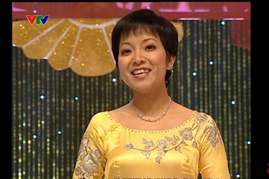 MC Thảo Vân.