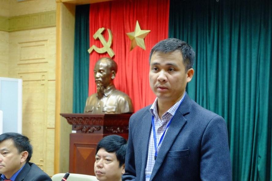 Ths.BS Nguyễn Trung Nguyên, Phụ trách Trung tâm Chống độc, BV Bạch Mai. Ảnh: Lê Ngọc