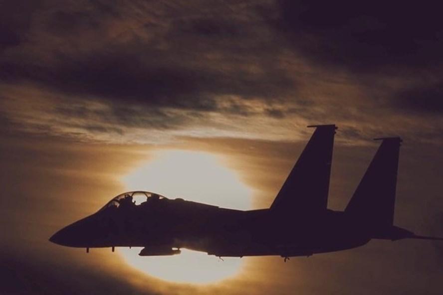 Máy bay chiến đấu Israel. Ảnh: RT.