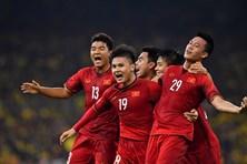 Bảng xếp hạng đội thứ 3 Asian Cup: Việt Nam giành vé vớt đầy kịch tính