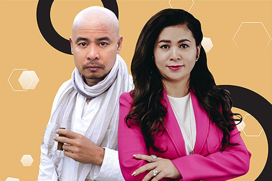 Vụ ly hôn giữa bà Thảo và ông Vũ vẫn chưa đi đến kết thúc.