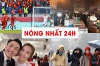 Nóng nhất 24h: Việt Nam thắng Jordan sau loạt luân lưu 11m nghẹt thở