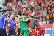 """Linh nghiệm """"lời sấm"""" của thầy Park và chiến thắng của tuyển Việt Nam"""