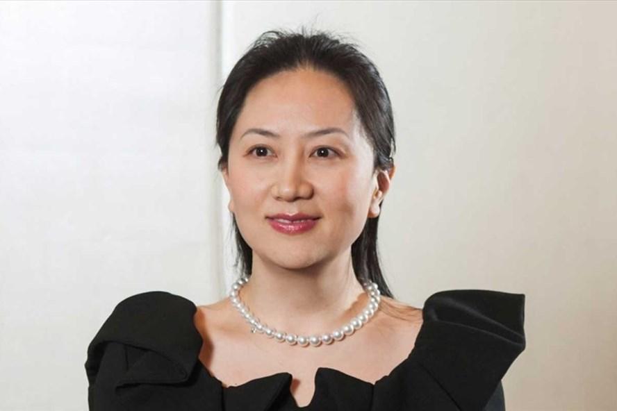 Bà Mạnh Vạn Châu. Ảnh: Reuters