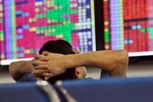 TTCK ngày 22.1: Sắc đỏ lan rộng, thị trường lại rơi vào hoảng loạn