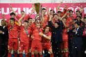 Nhìn lại thành công khó tin của các đội tuyển Việt Nam trong năm 2018