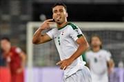 Lý giải hành động ăn mừng gây tranh cãi của cầu thủ Iraq ở phút 90