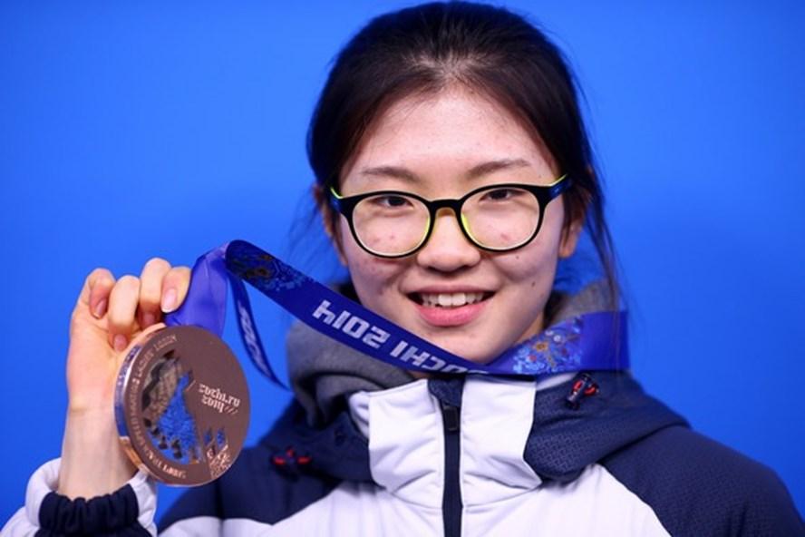 Vận động viên Olympic Shim Suk-hee tố cáo cựu huấn luyện viên hành hung cô trong nhiều năm /Ảnh: Zimbio