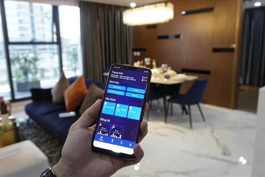 """Sunshine Group nâng tầm căn hộ smarthome thông thường thành hệ sinh thái SmartLiving đẳng cấp, bắt kịp xu hướng """"sống thông minh"""" tất yếu của tương lai."""