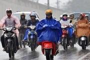 Dự báo thời tiết 14.10: Bắc Bộ trở mưa dông gió lạnh do gió mùa ùa về