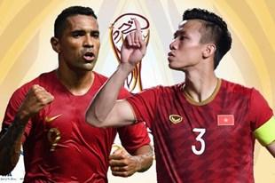 Soi kèo Indonesia vs Việt Nam vòng loại World Cup: Phá dớp không thắng?