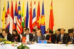 Diễn biến phức tạp ở Biển Đông làm nóng hội nghị ASEAN-Trung Quốc về DOC