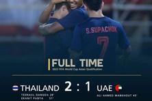 Thắng UAE 2-1, ĐT Thái Lan thách thức ĐT Việt Nam