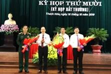 Thanh Hóa: Họp bất thường bầu Phó Chủ tịch Ủy ban nhân dân tỉnh