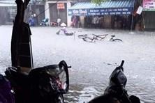 Nghệ An: 3 người chết trong trận mưa kỉ lục
