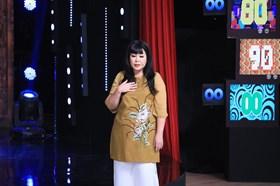 Nghệ sĩ Hồng Vân xúc động nghẹn ngào thể hiện hát ru trên sóng truyền hình