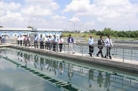 Cần giám sát chất lượng nước từ đầu nguồn