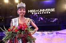 """Nhan sắc lai của """"nhân tố bí ẩn"""" - đối thủ của Hoàng Thùy ở Miss Universe"""