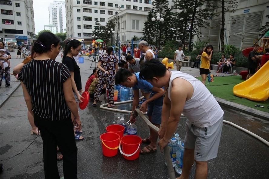 Thông tin nhanh về chất lượng nước sông Đà